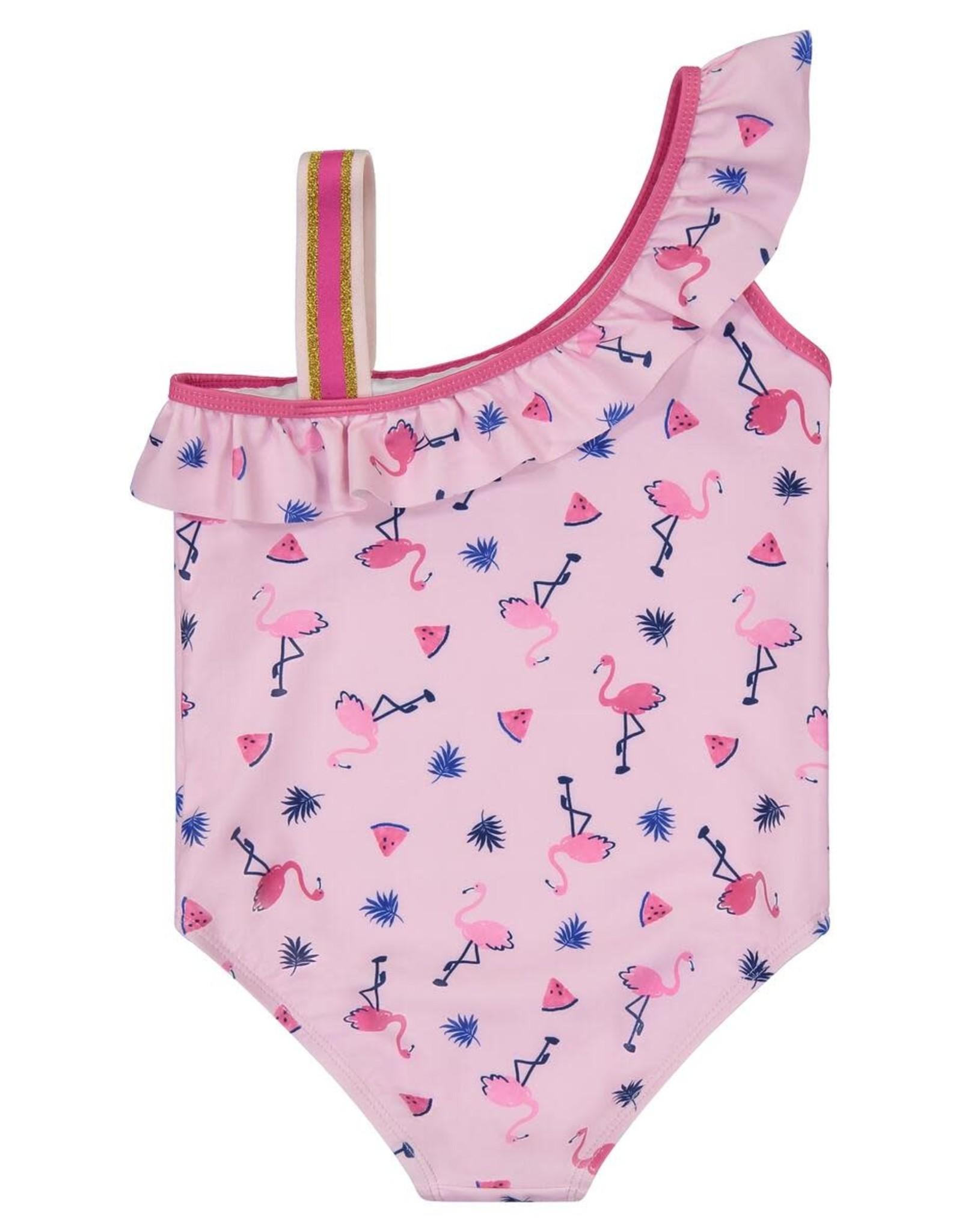 Andy & Evan Andy & Evan One Piece Swimsuit, Flamingo