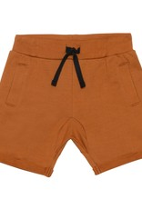 Deux par Deux French Terry Shorts - Cathay Spice