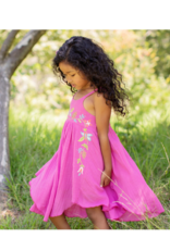 Mimi & Maggie Flower Trail Dress