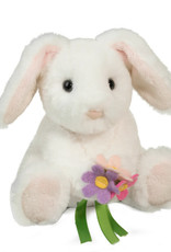 Douglas Rosie Small Sitting Bunny with Flowers