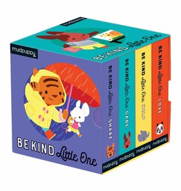 Be Kind Little One Board Book Set