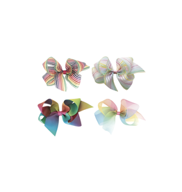 """Bows Arts Rainbow Bow, 5"""""""