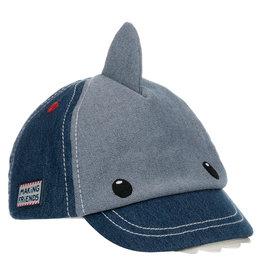 Mayoral Blue Baby Hat - Shark