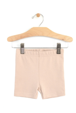 City Mouse Jersey Spandex Under Short, Soft Peach