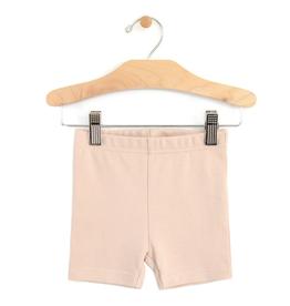 City Mouse Jersey Spandex Under Short, Soft Peach