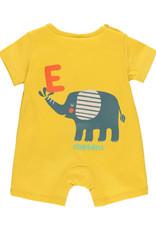 Boboli Yellow Elephant Romper