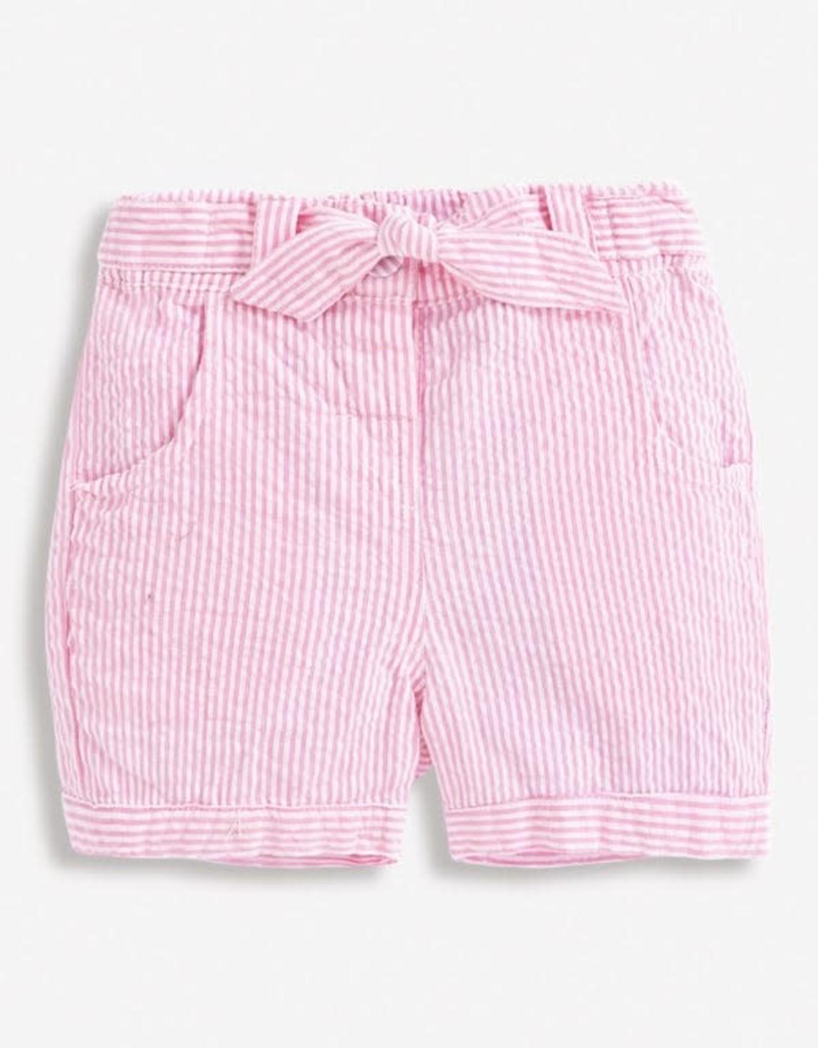 Jojo Pretty Seersucker Shorts