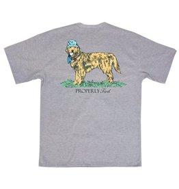 Properly Tied Properly Tied American Pup Tee