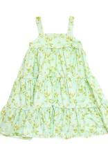 Be Girl Garden Twirler Dress - Mint Buds