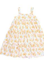 Be Girl Garden Twirler Dress - Sherbet Petals