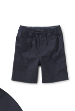 Tea Ripstop Shorts, Indigo