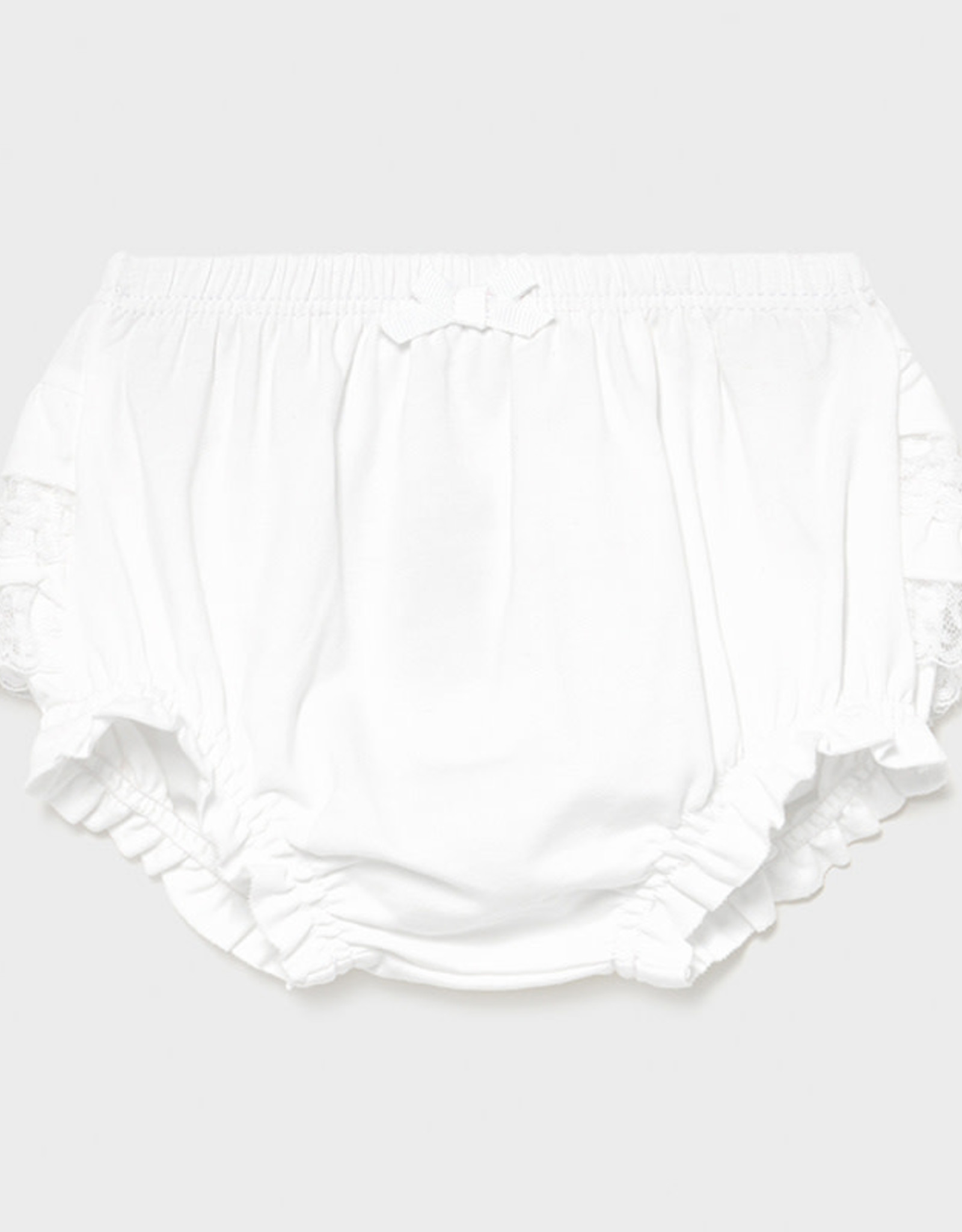 Mayoral White Bloomers