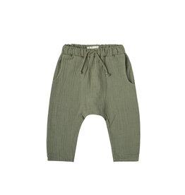 Rylee + Cru Hawthorn Trouser, Fern