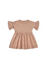 Rylee + Cru Jersey Babydoll Dress, Terracotta