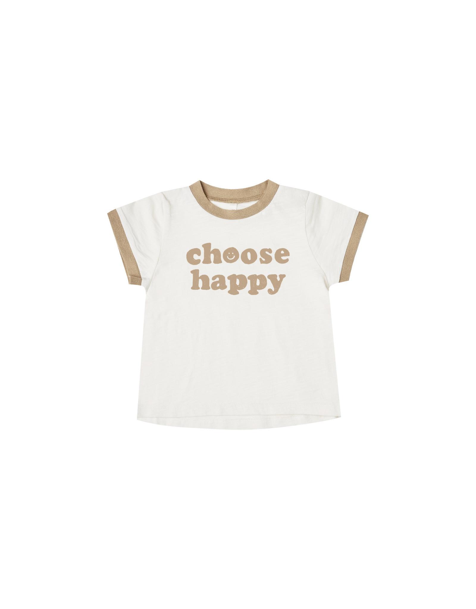 Rylee + Cru Choose Happy Tee