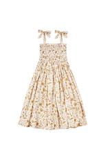 Rylee + Cru Ivy Smocked Dress, Garden Birds