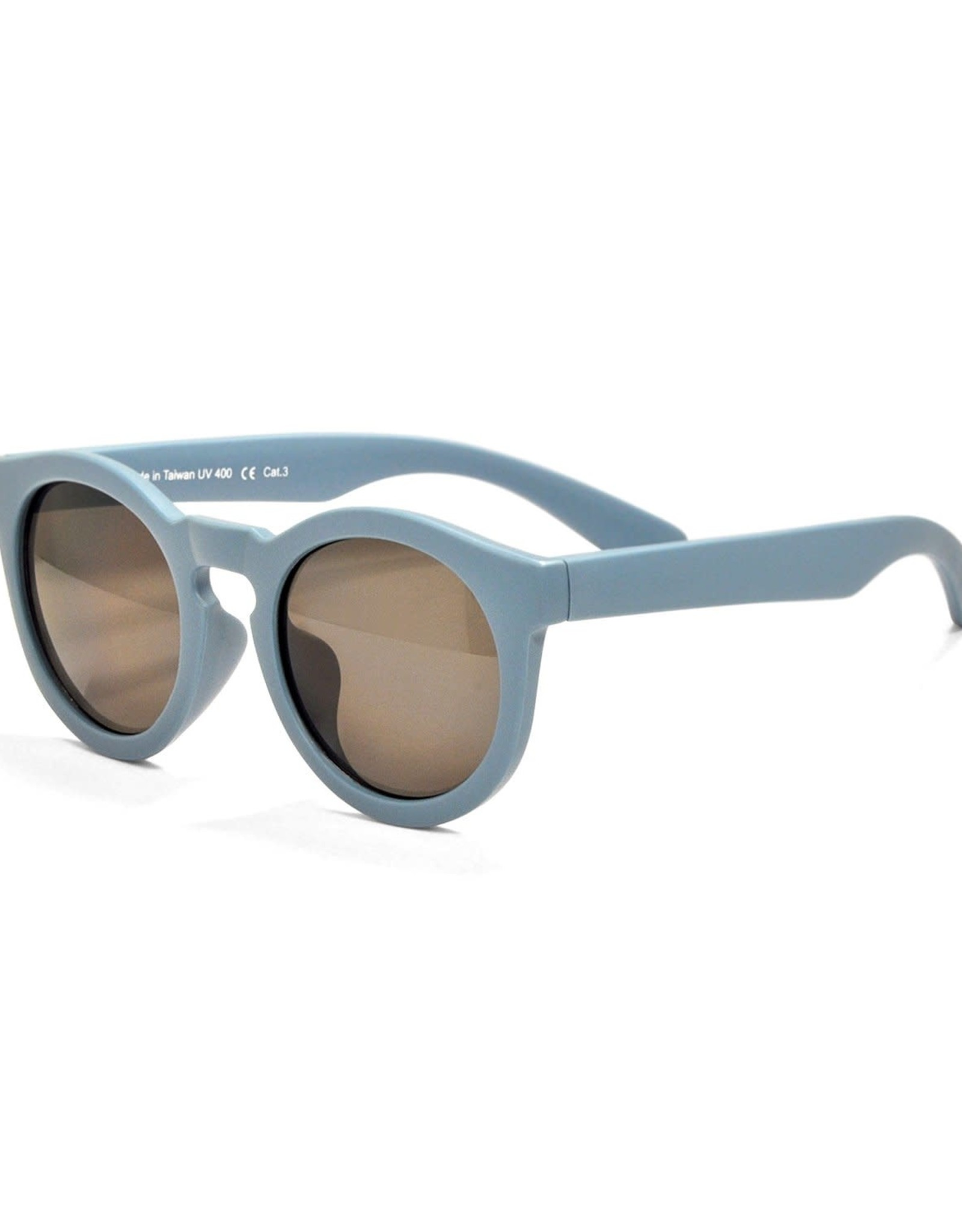 Real Shades Chill Sunglasses, Steel Blue