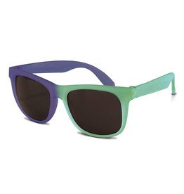 Real Shades Switch Color Changing Sunglasses Green Midnight Blue