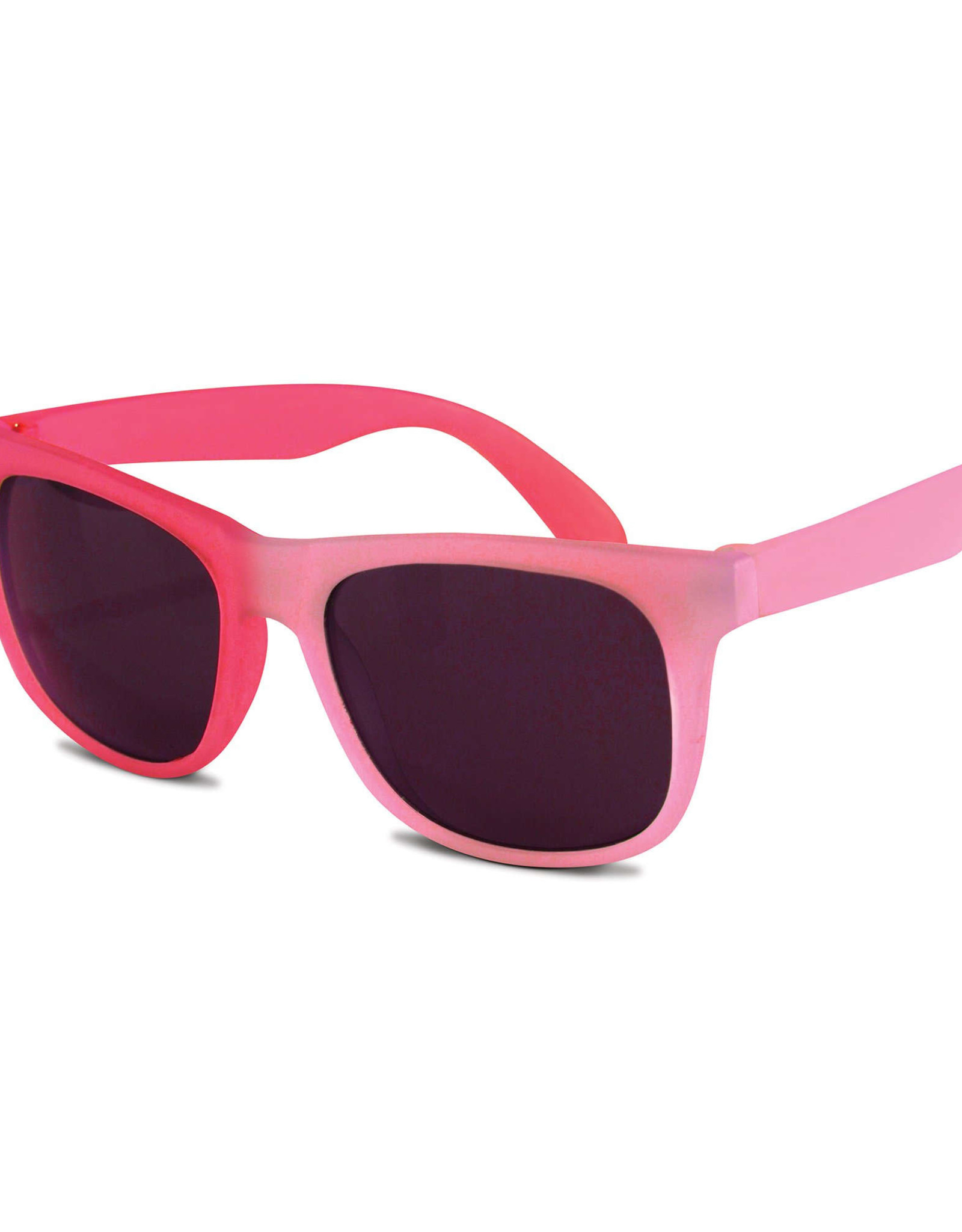 Real Shades Switch Color Changing Sunglasses Light Pink Dark Pink