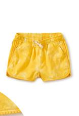 Tea Pom Pom Shorts, Sun Dyed in Del Sol