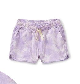Tea Pom Pom Shorts, Sun Dyed in Orion