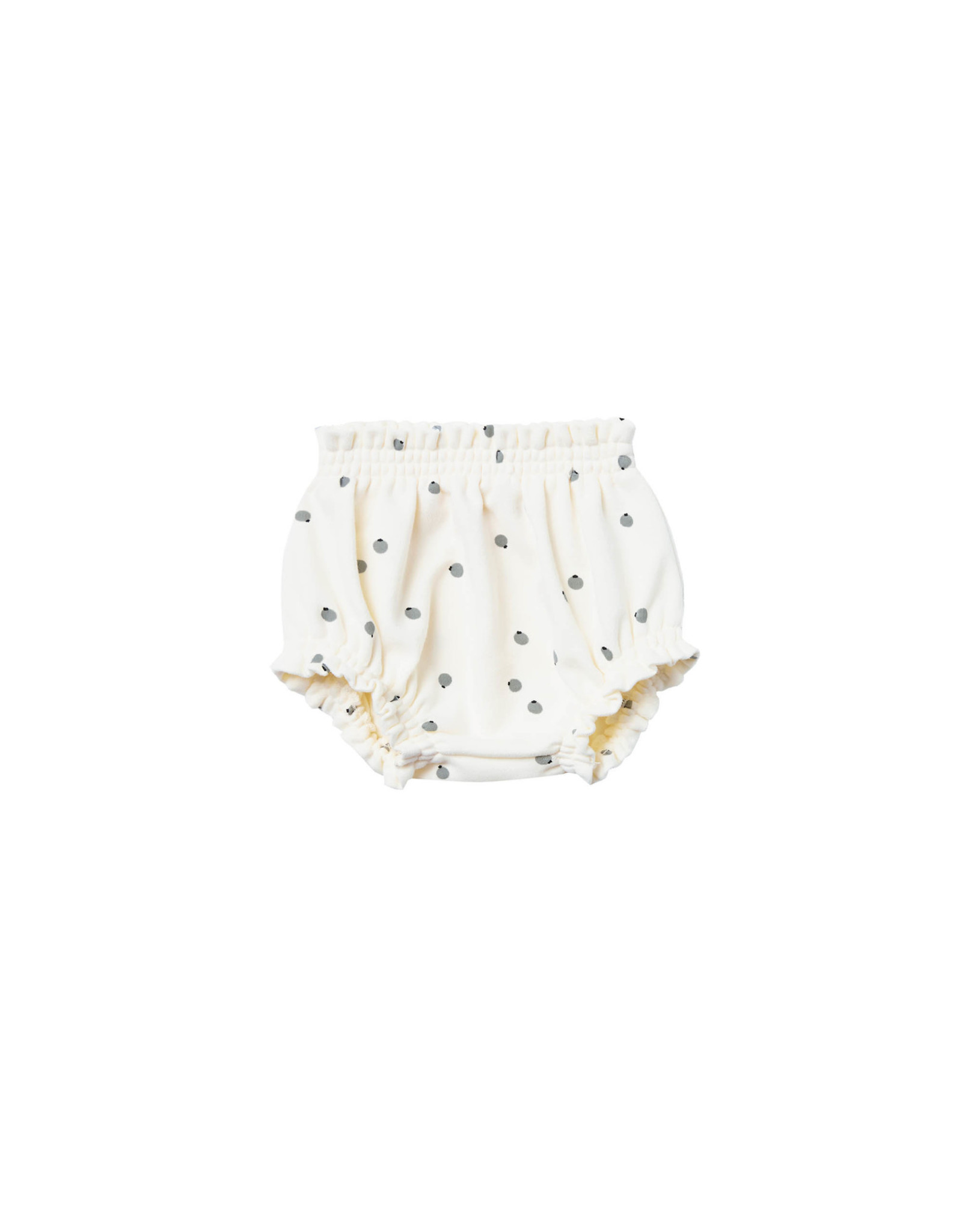 Quincy Mae Quincy Mae Gathered Bloomer, Ivory