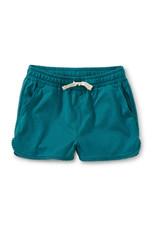 Tea Pom Pom Shorts, Scuba