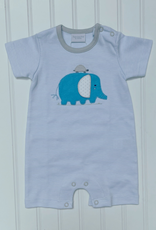 Squiggles Elephant and Turtle Romper