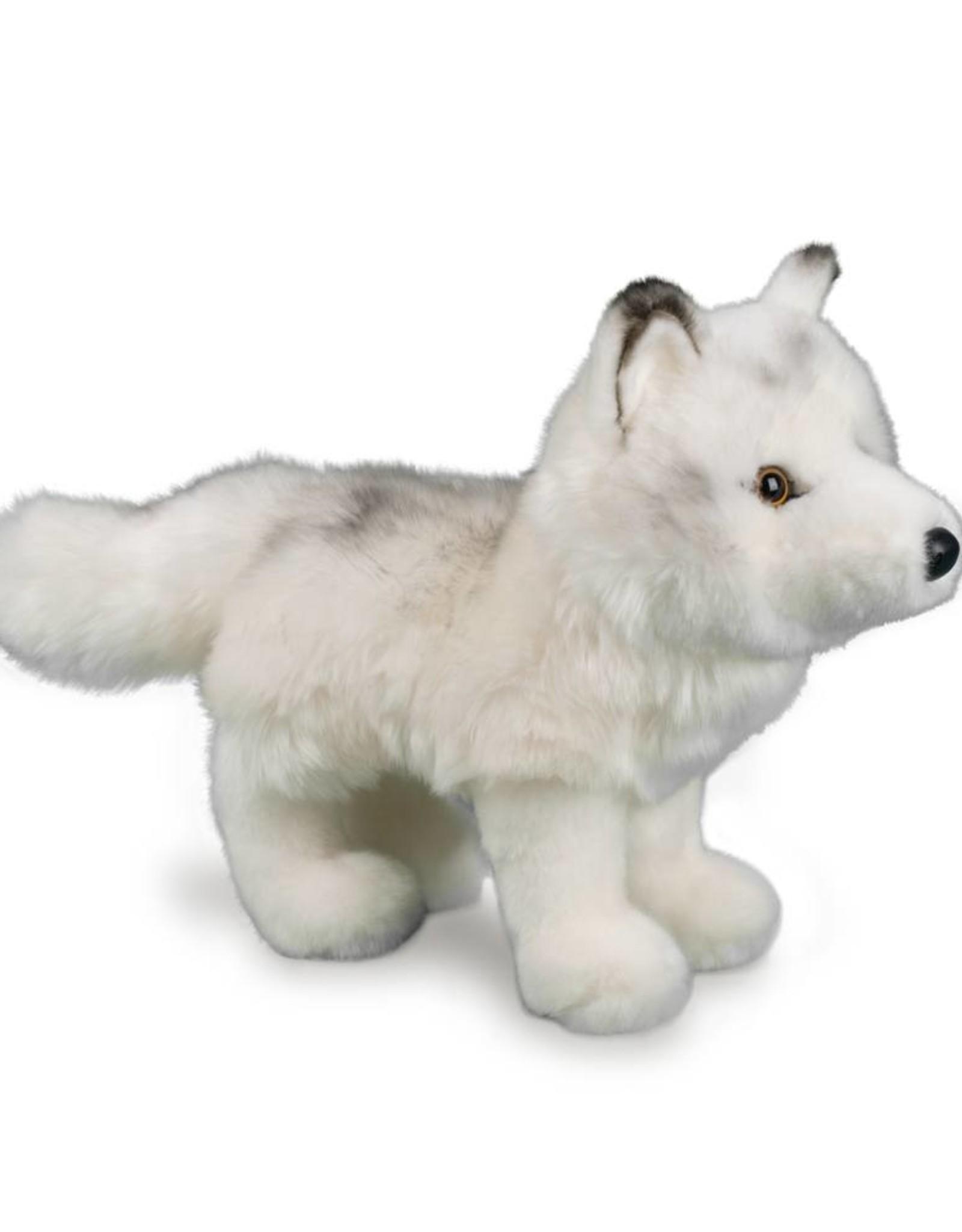 Douglas Snow Queen Arctic Fox, white