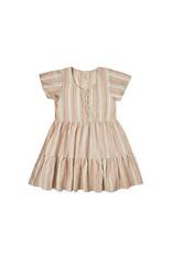 Rylee + Cru Multi-Stripe Dolly Dress