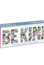 Be Kind 1000 Pc Panoramic Puzzle