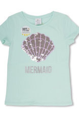 Shade Critters Shell Sequin Tee Shirt