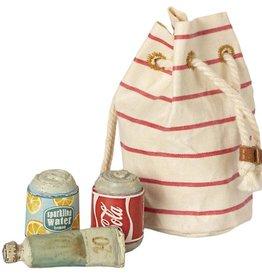 Maileg Bag w/ Beach Essentials