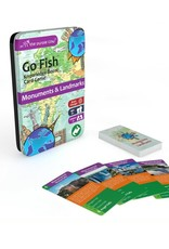 The Purple Cow Go Fish Monuments and Landmarks