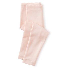 Tea Solid Baby Leggings, Pink Salt