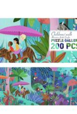 Djeco Children's Walk Puzzle, 200 pcs