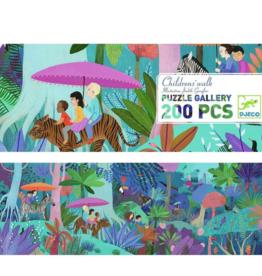 Djeco Djeco Children's Walk Puzzle, 200 pcs