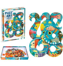 Djeco Djeco Puzz'Art Octopus, 350 pcs