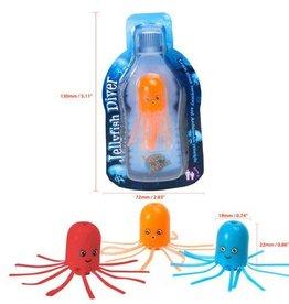Heebie Jeebies Jellyfish Diver in Beaker