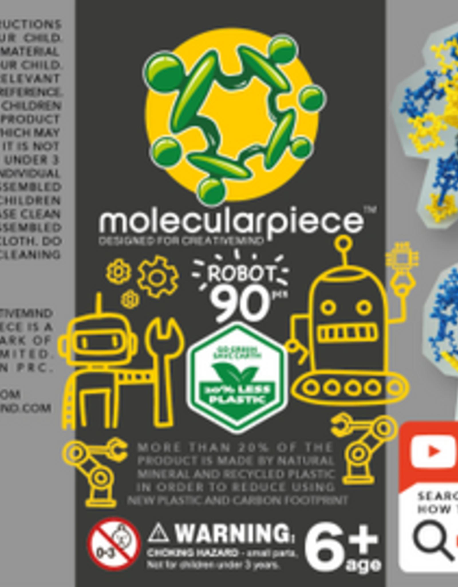 Molecularpiece, Robot
