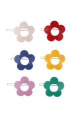 Bows Arts Acrylic Flower Clip