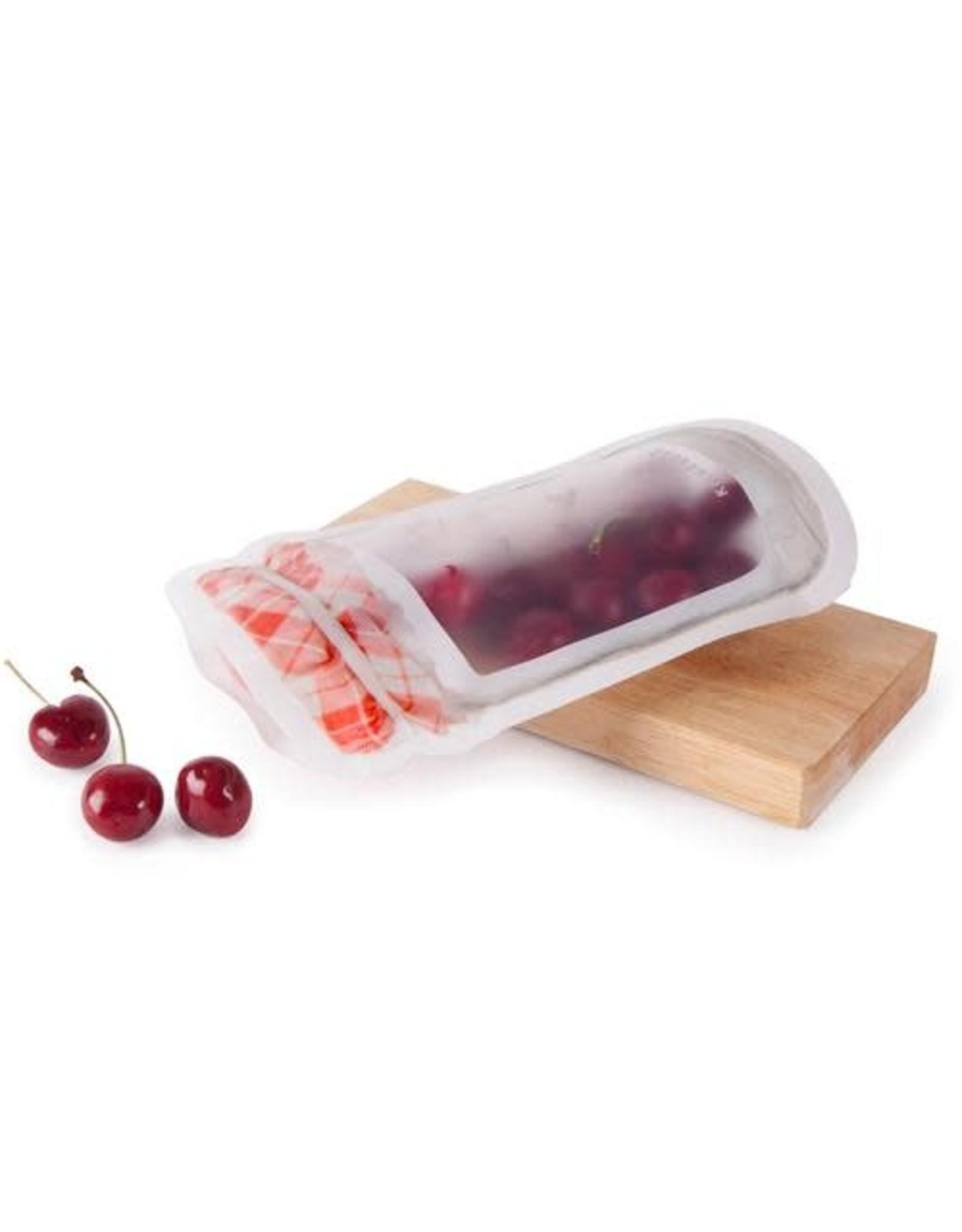 Jam Jar Medium Snack Bags, Set of 3
