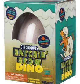 Toysmith Ginormous Hatchin' Grow Dino
