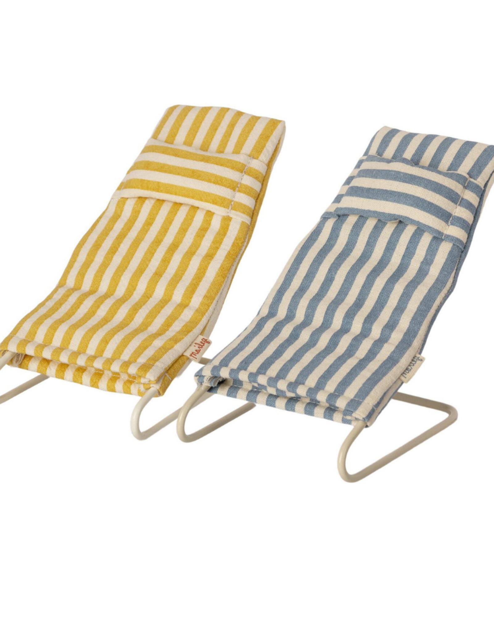 Maileg Beach Chair Set