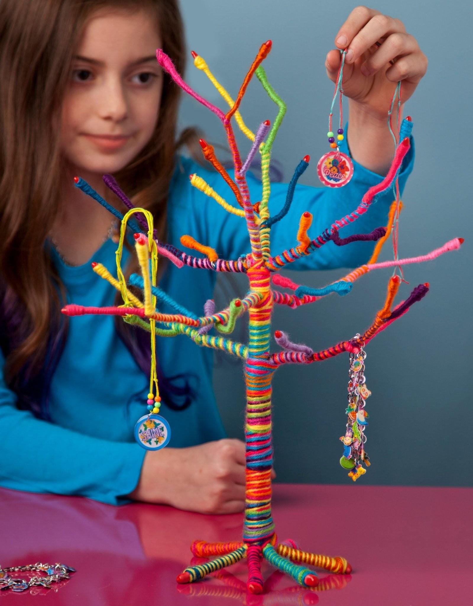 Ann Williams Craft-tastic Yarn Tree Kit