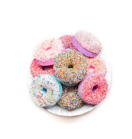 Garb2ART Garb2ART Cosmetics Donut Bath Bomb