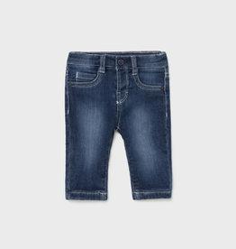 Mayoral Lined Jeans - Dark Wash