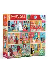 eeboo Koala House 64pc Puzzle
