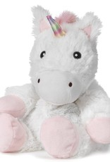 Warmies White Unicorn