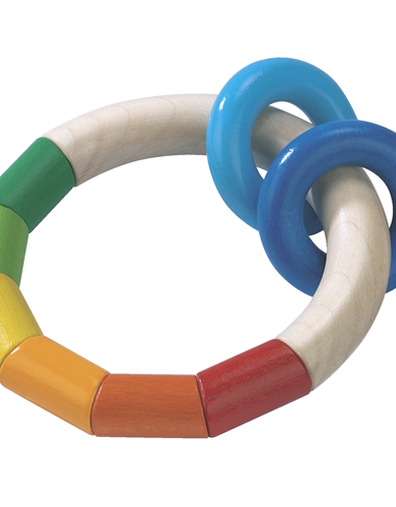 Haba Clutching Toy/Rattle Kringelring